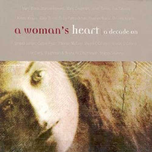A Woman's Heart Album Cover