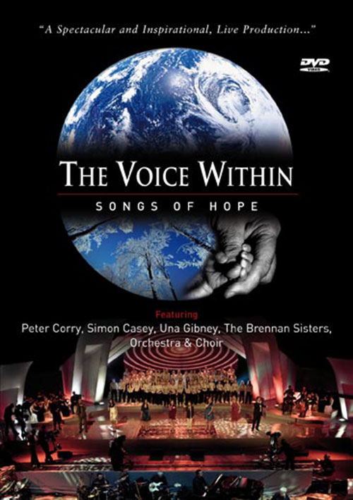 The Voice Within - Songd of Hope DVD Cover