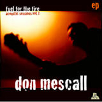Don Mescall 'Fuel For The Fire' EP