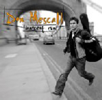 Don Mescall 'Innocent Run' Album Cover