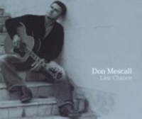Don Mescall 'Last Chance' EP Cover