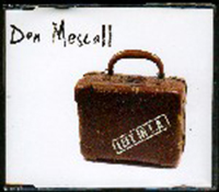 Don Mescall 'Left in LA' Single Cover