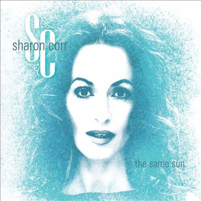 Sharon Corr 'The Same Sun' Album Cover